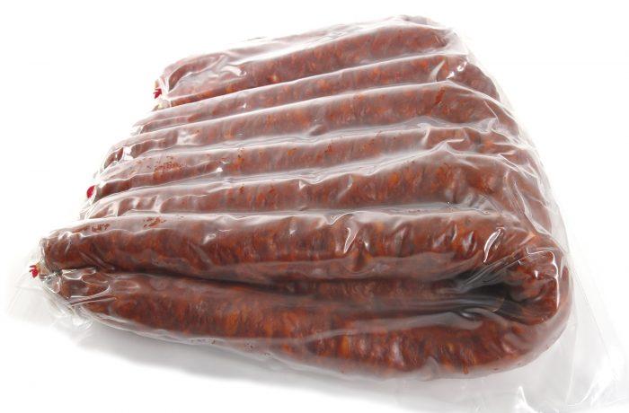 Chorizo Sarta Picante 2,5 Kg.